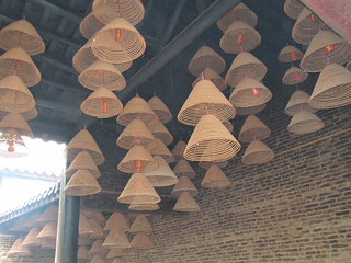 Incense Stick Cones at Temple | by everlutionary