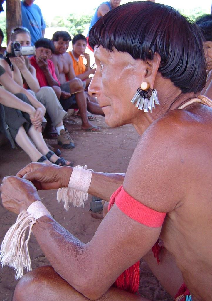 Os exilados do Xingu  .  .  .