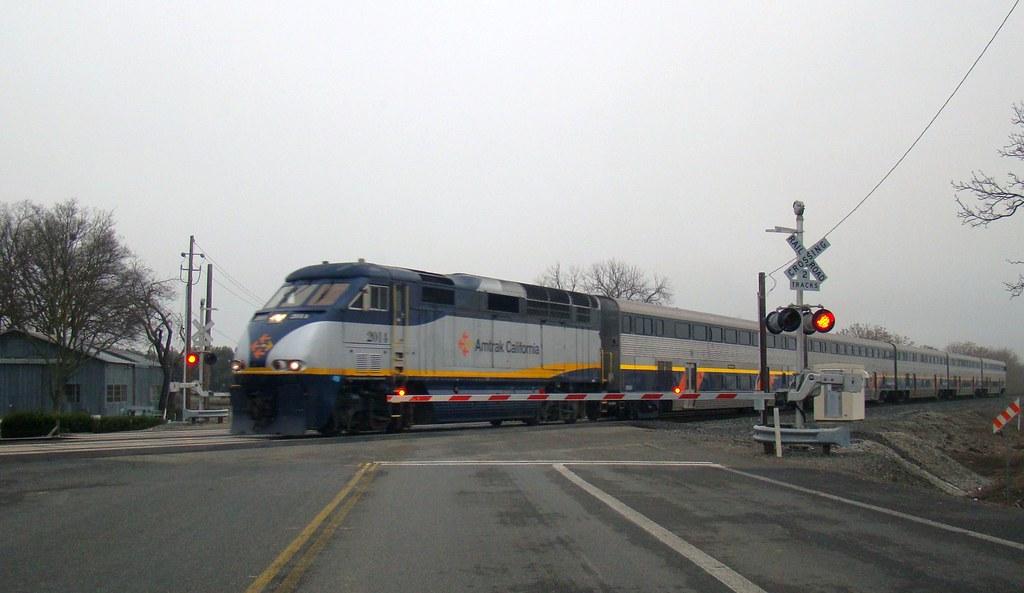 Amtrak  543