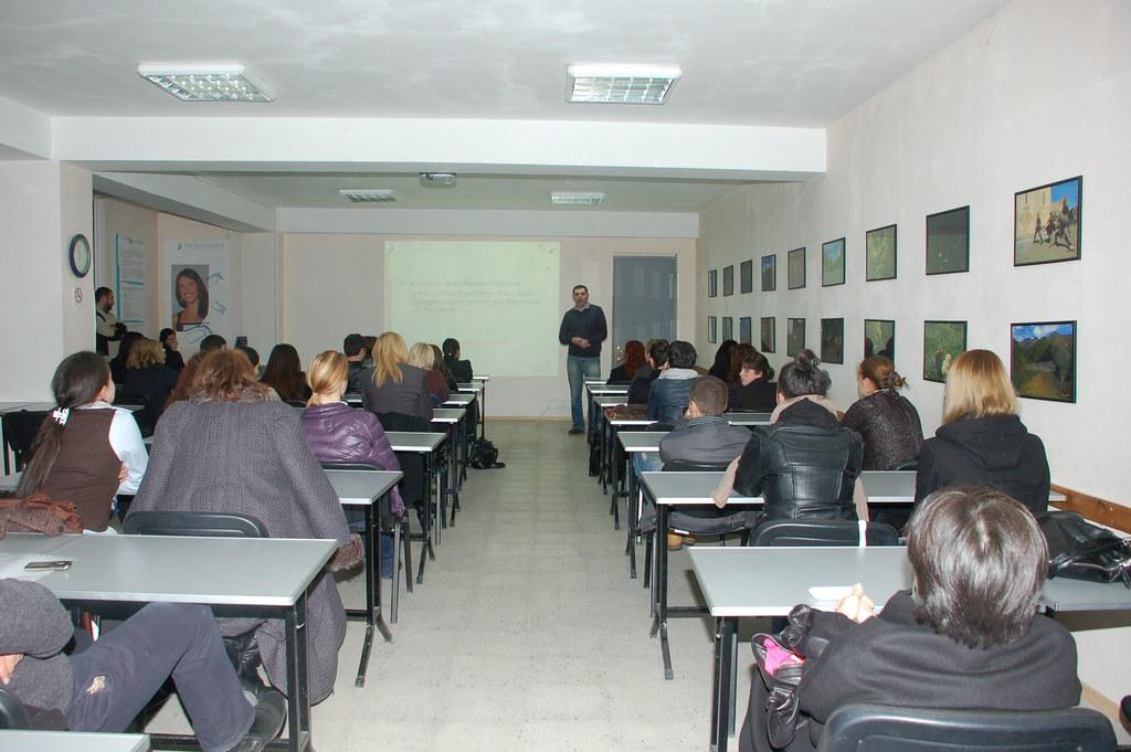 Open Door in PRSchool - 17.01.11