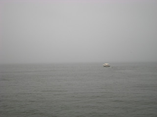 Fog, San Francisco Bay | by Stilgherrian