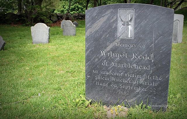 Wilmot Redd, Victim of Salem Witch Trials
