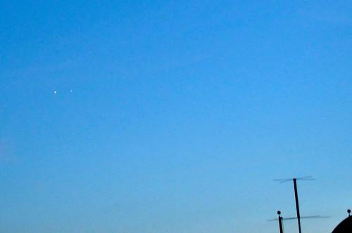 newyork venus dusk observatory jupiter sciencecenter publicobservatory venusjupiterconjunction spaceeducationcenter goodattendance vestalcenter kopernikobservatorysciencecenter koperniksocietyofbroomecounty nicolauscopernicusopentopublic