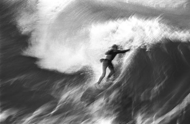 Seal Beach Surfer - December, 1972