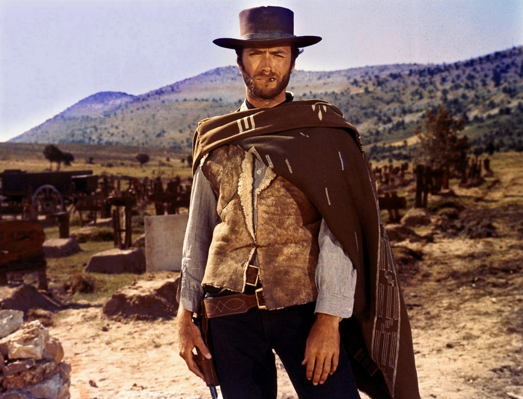 Clint Eastwood | The Good, The Bad and The Metallica Metalli… | Flickr