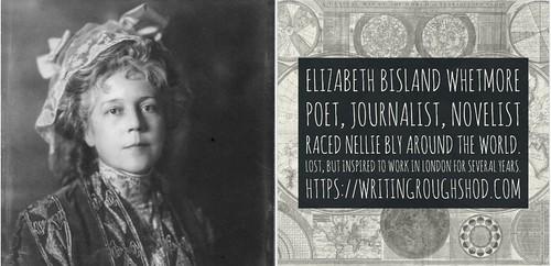 ELIZABETH BISLAND WHETMORE #100travelHERS | by sandrakaybee