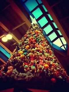 Toy Christmastree.