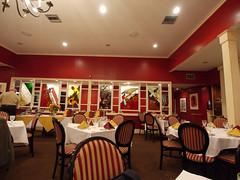 木, 2010-12-02 12:13 - Dooky Chase's Restaurant 店内