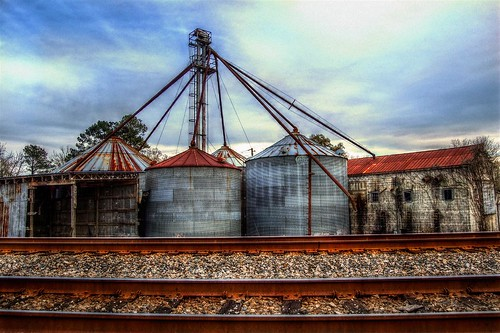 old railroad mill abandoned rural ga georgia paintshop tin south elements rusted pro feed hdr decayed purina exco photomatix haralson qtpsfgui macninery