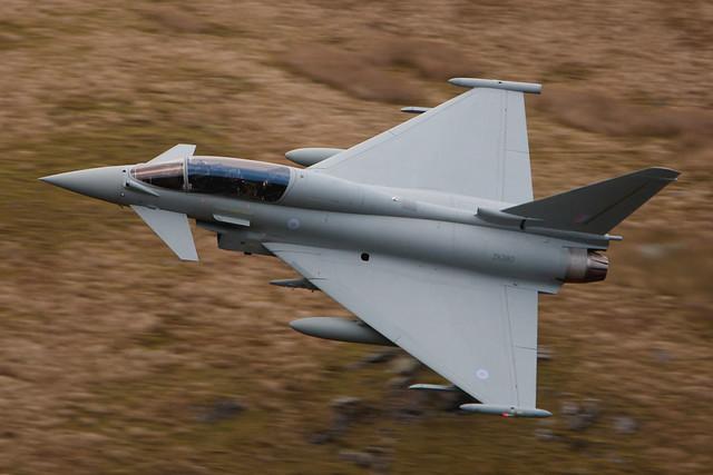 Eurofighter Typhoon ZK380