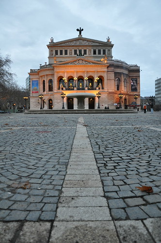 [ Grand Historical Architecture ] The Alte Oper // The Old Opera House // Frankfurt // Main // Germany | by || UggBoy♥UggGirl || PHOTO || WORLD || TRAVEL ||