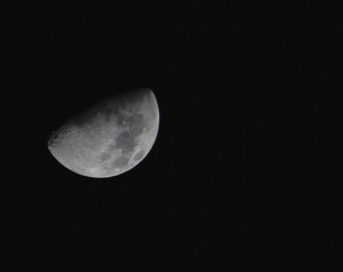 moon | by Ivan Macario