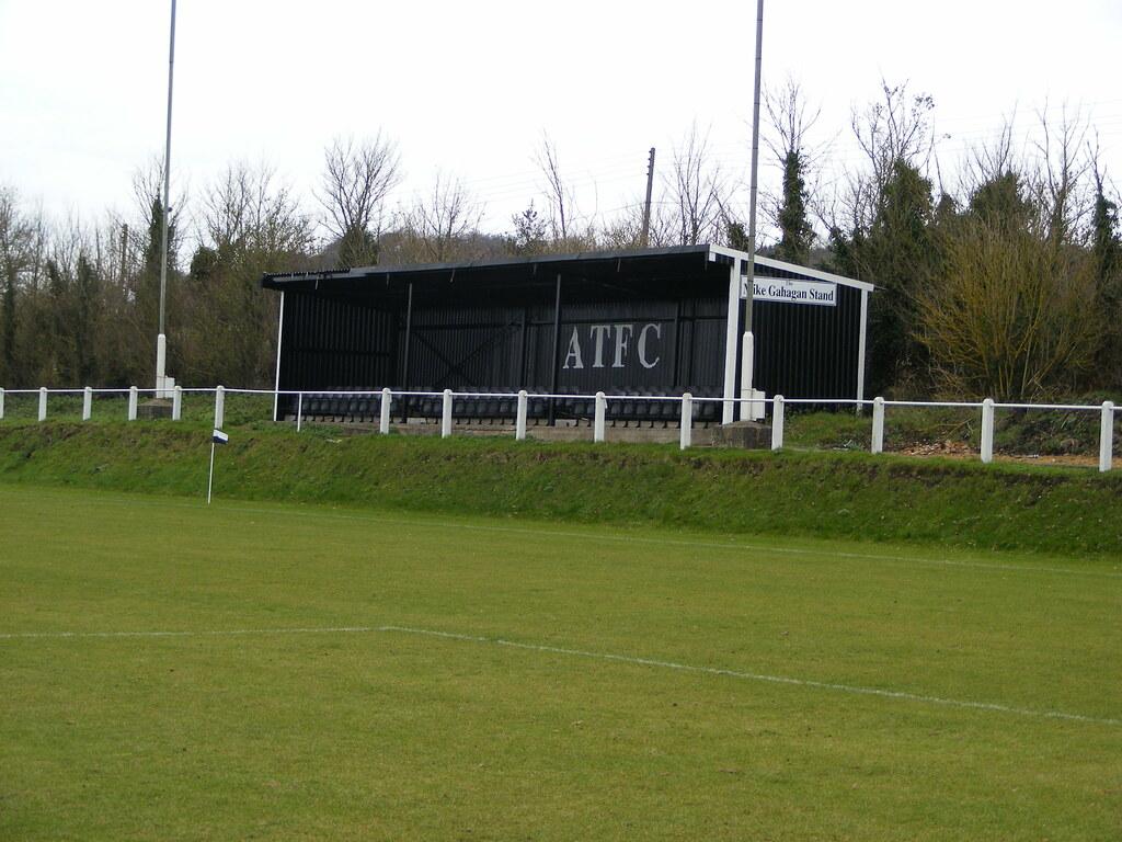Amersham Town FC ground - Spratleys Meadow