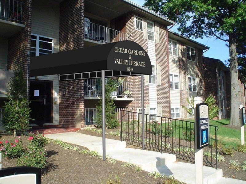 Entrance Canopy Baltimore cedar gardens