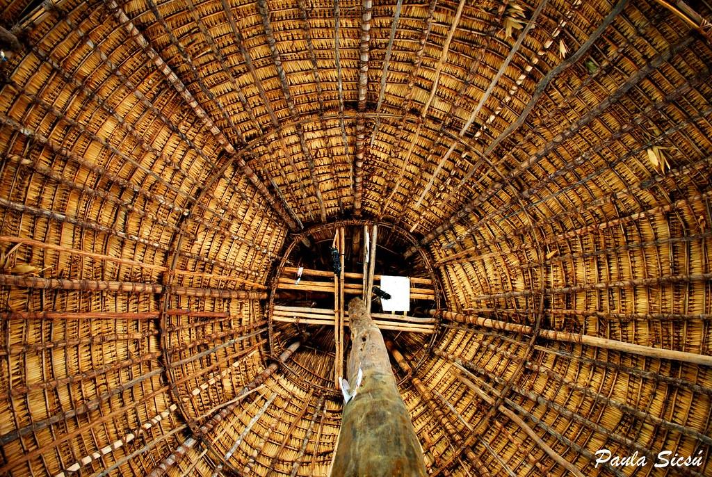 Engenharia e Arquitetura indígena!