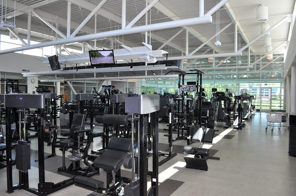 nike gym