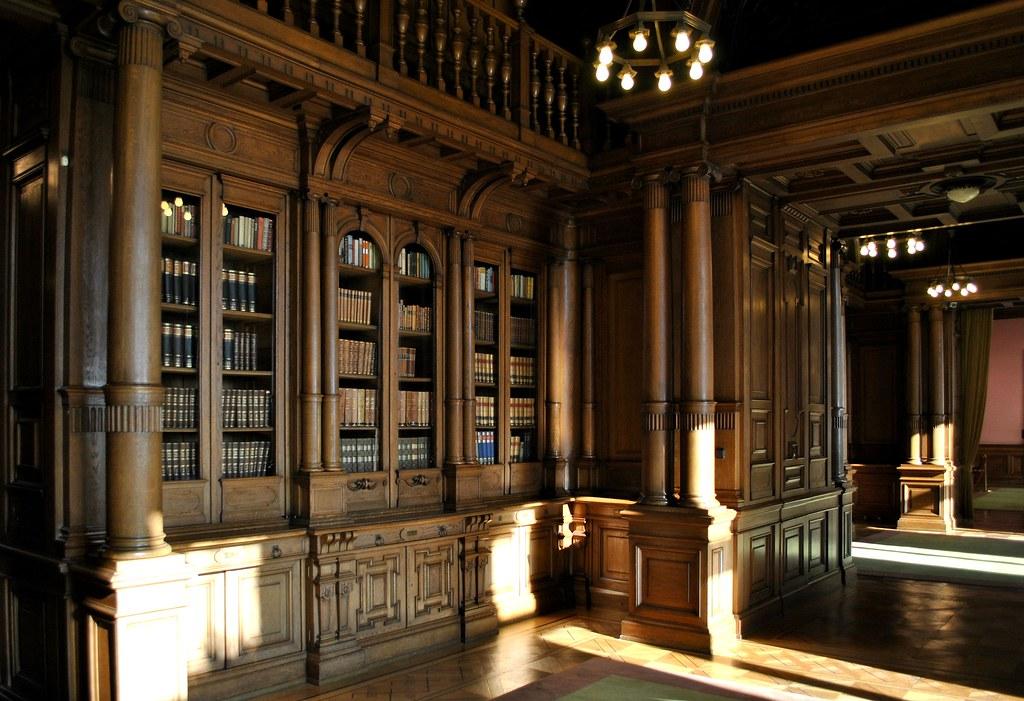 Hausbibliothek Drill