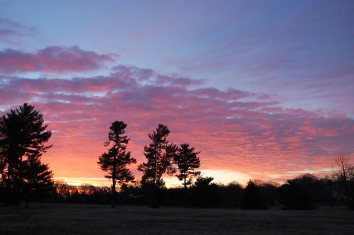 sun clouds sunrise nc piedmont winstonsalem graylyn edtech3652011