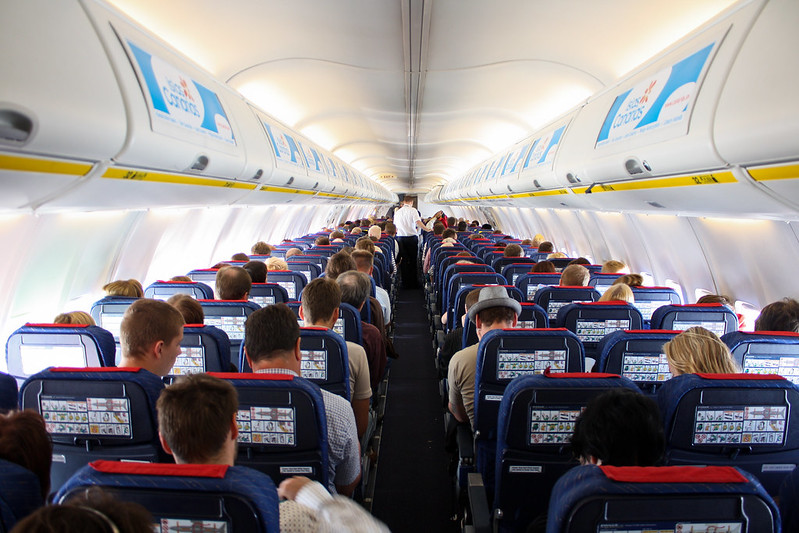 Ryanair - EI-DAH - Boeing 737-8AS