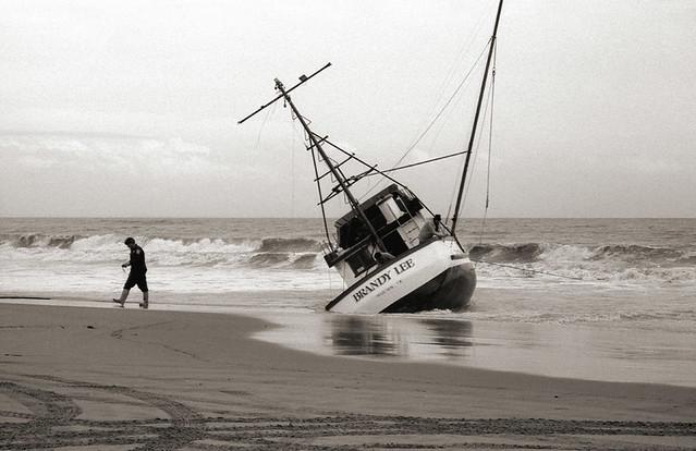 Wreck Of The Brandy Lee, Santa Cruz