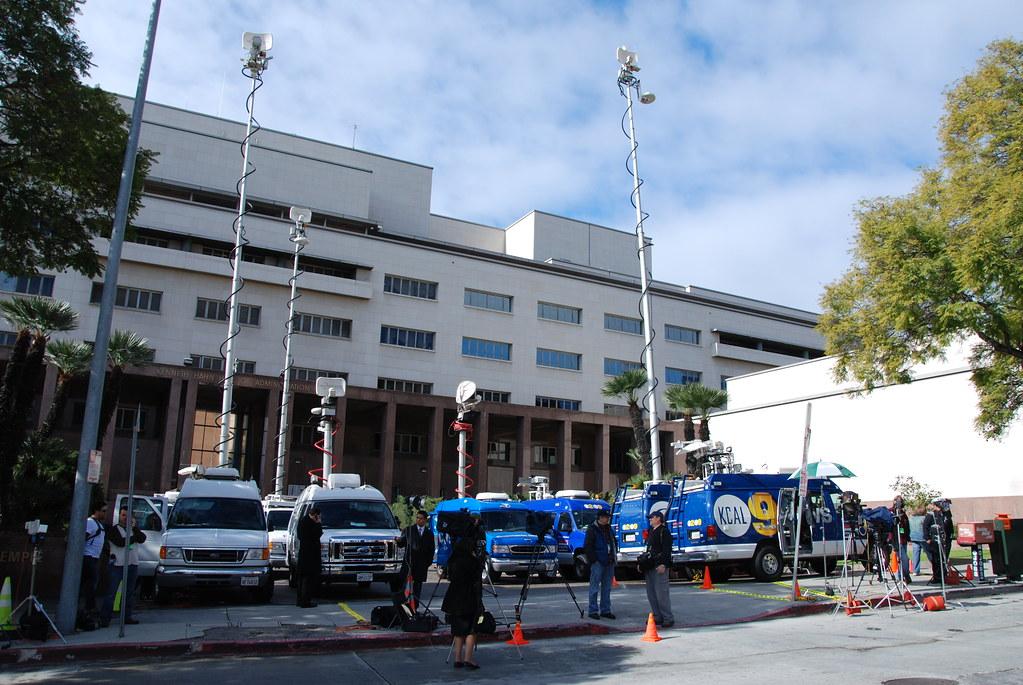 LOS ANGELES TELEVISION MEDIA NEWS VANS | Navymailman | Flickr