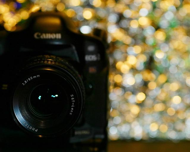 The 1Ds & The Tilt-shift Lens