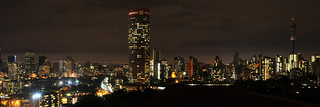Johannesburg skyline darkens | by Earth Hour Global