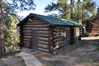 Grand Canyon Lodge North Rim Frontier Cabins 0435 | by Grand Canyon NPS