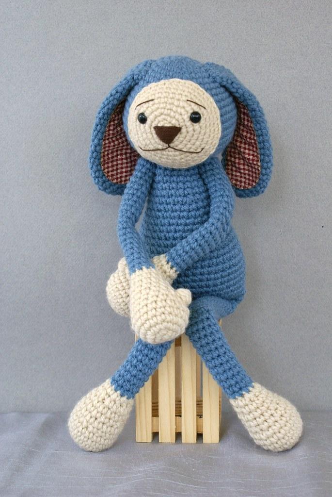 Bunny Crochet Bunny Stuffed Animal Gift from KATS handmade items | 1024x685