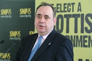 Alex Salmond kicks off the campaign | by Ewan McIntosh