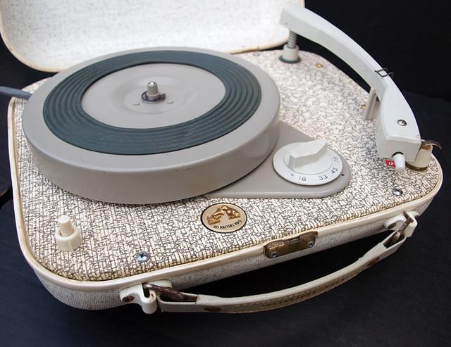 Hmv Valve Portable Record Player Stores Ebay Com Au The Re Flickr