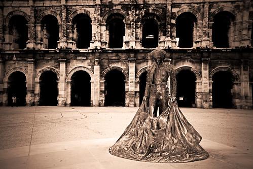 Nîmes by Boccalupo