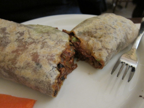 nopales burrito