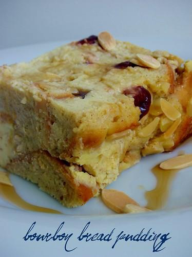 bourbon bread pudding | by awhiskandaspoon