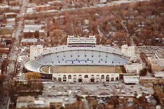 Northwestern University's Ryan Field | by vxla