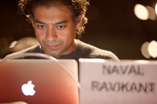 Naval Ravikant - Launch Conference - San Francisco | by Kris Krug
