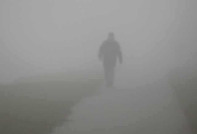 figure in the mist , explored! ( #484 )