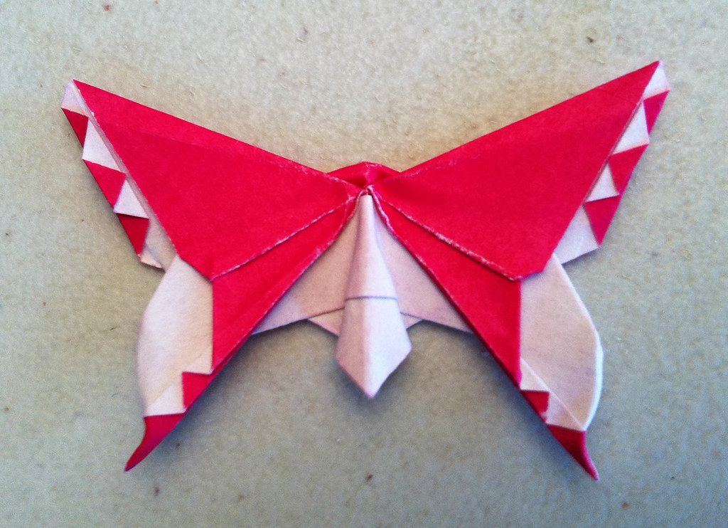LaFosse, M: Origami Butterflies Kit: Amazon.de: Lafosse, Michael G.:  Fremdsprachige Bücher | 742x1024