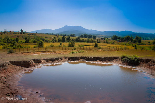 Xieng Khouang Bomb craters | by Photasia