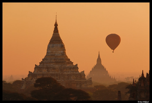 Bagan: Like a dream