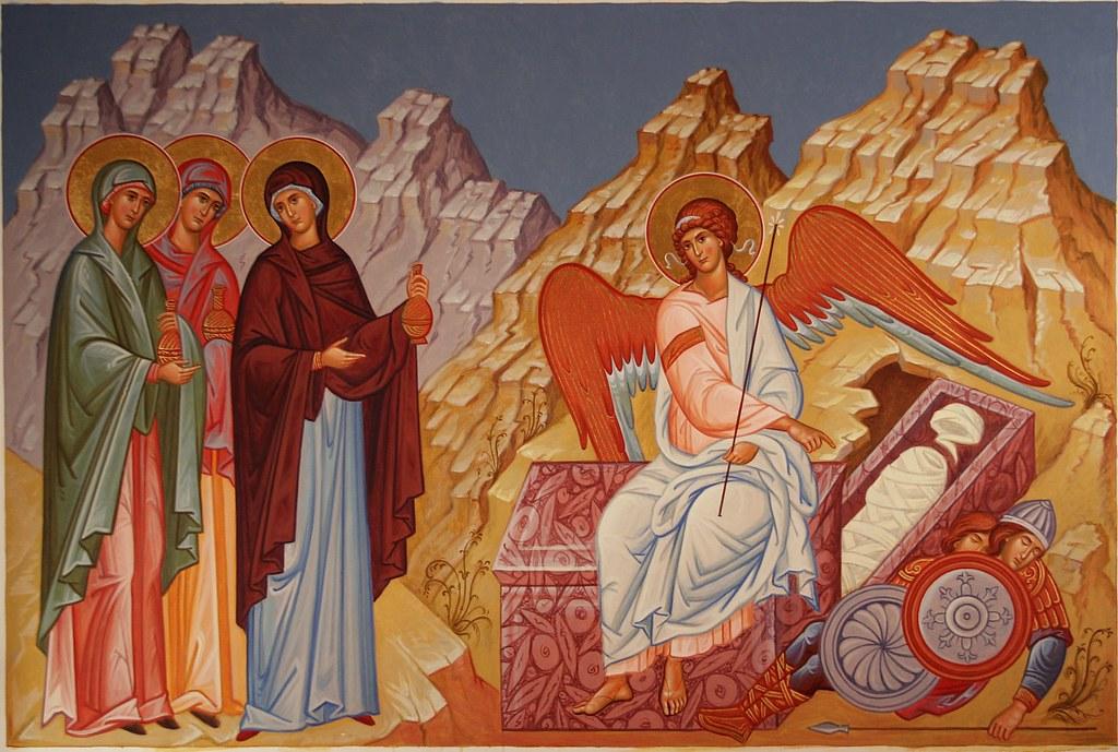 Icon Myrrhbearing Women