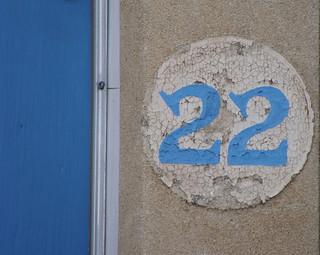 No 22 - matching blue | by kirstyhall