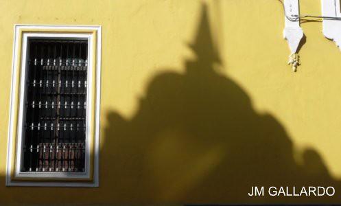 Puebla - Ventana y sombra cupular