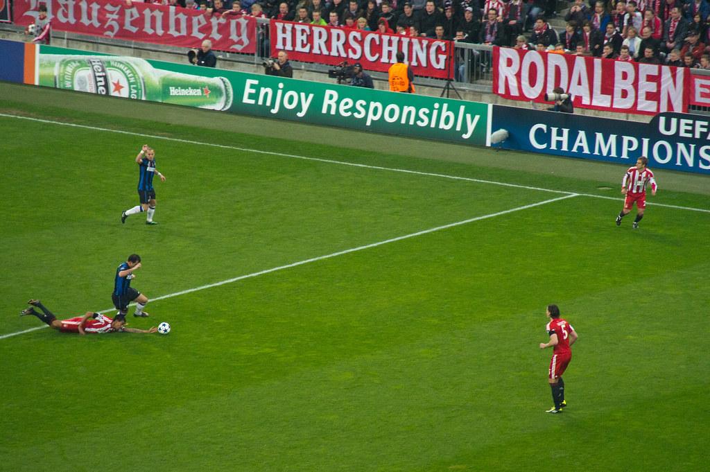 Fc Bayern Inter Mailand