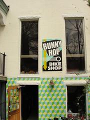 Bunny Hop Bike Shop