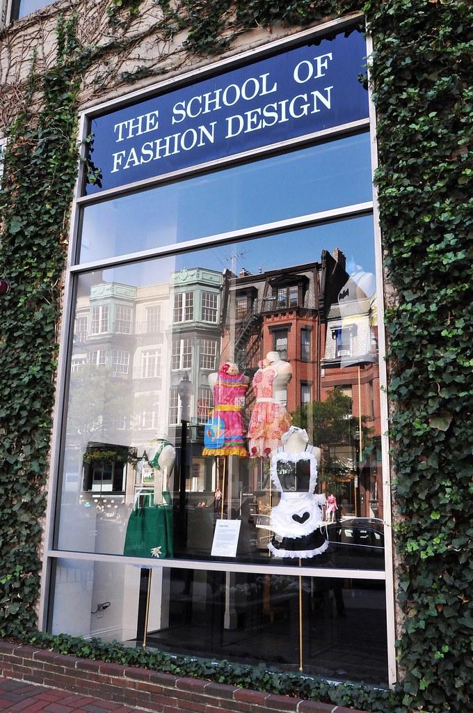 The School Of Fashion Design Boston The School Of Fashion Flickr