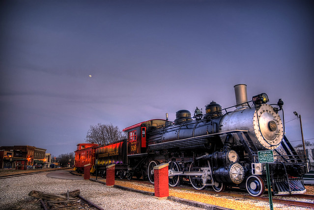 Tennessee Central 1, Depot Museum, Cookeville, TN