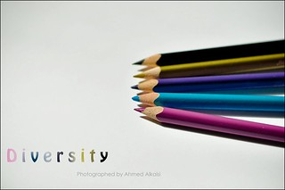 Diversity | by Ahmed Alkaisi