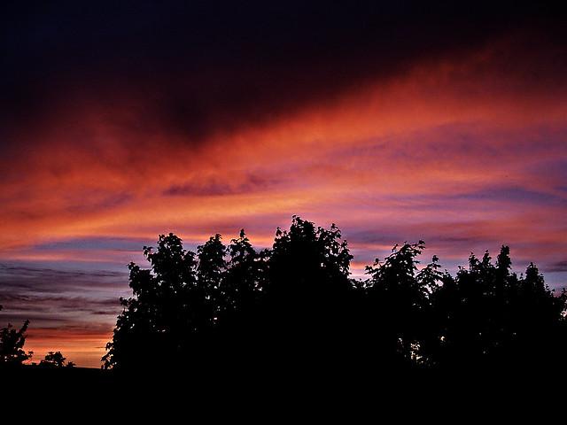 Antigonish Sunset