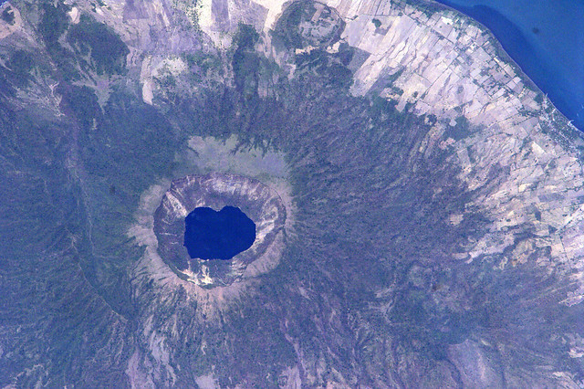 Cosigüina volcano, Nicaragua